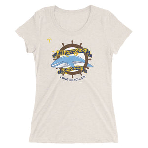 Belmont Shore Rugby Club Ladies' short sleeve t-shirt