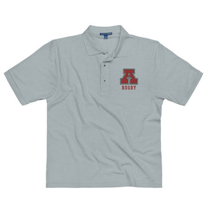 American Fork Cavemen Rugby Men's Premium Polo
