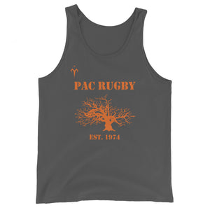 PAC Rugby Unisex Tank Top