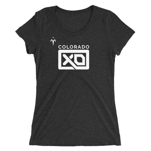 Colorado XO's Infinity Park Ladies' short sleeve t-shirt