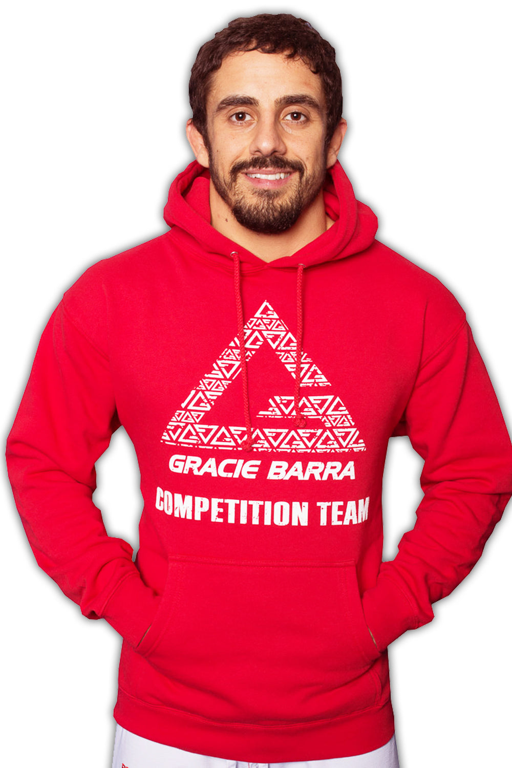 2018 Red Shield Hoodie - Red