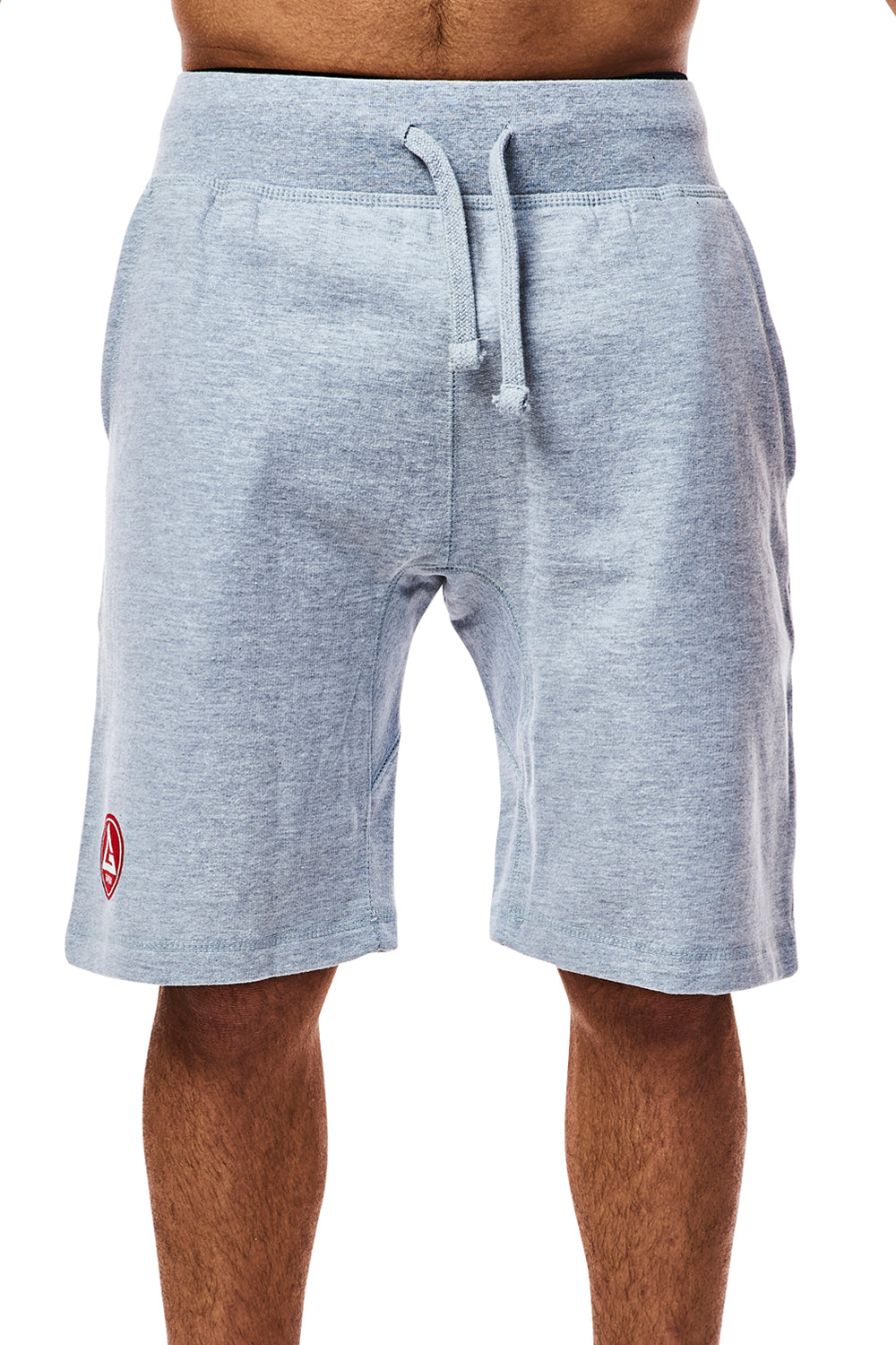 Icon Shorts - Heather