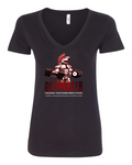 DEEPWATER Ladies V Neck