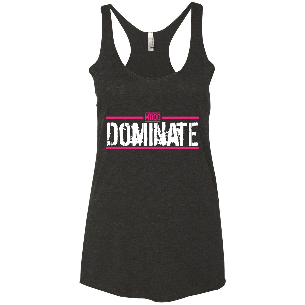 MOOD - Dominate - Racerback Tank