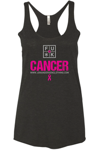 FU*K Cancer Women's Racer