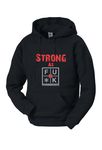 STRONG AS FU*K PULLOVER HOODIE