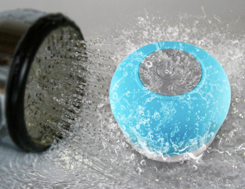 SHOWER SPEAKER (Water Proof Bluetooth 3.0 Wireless)