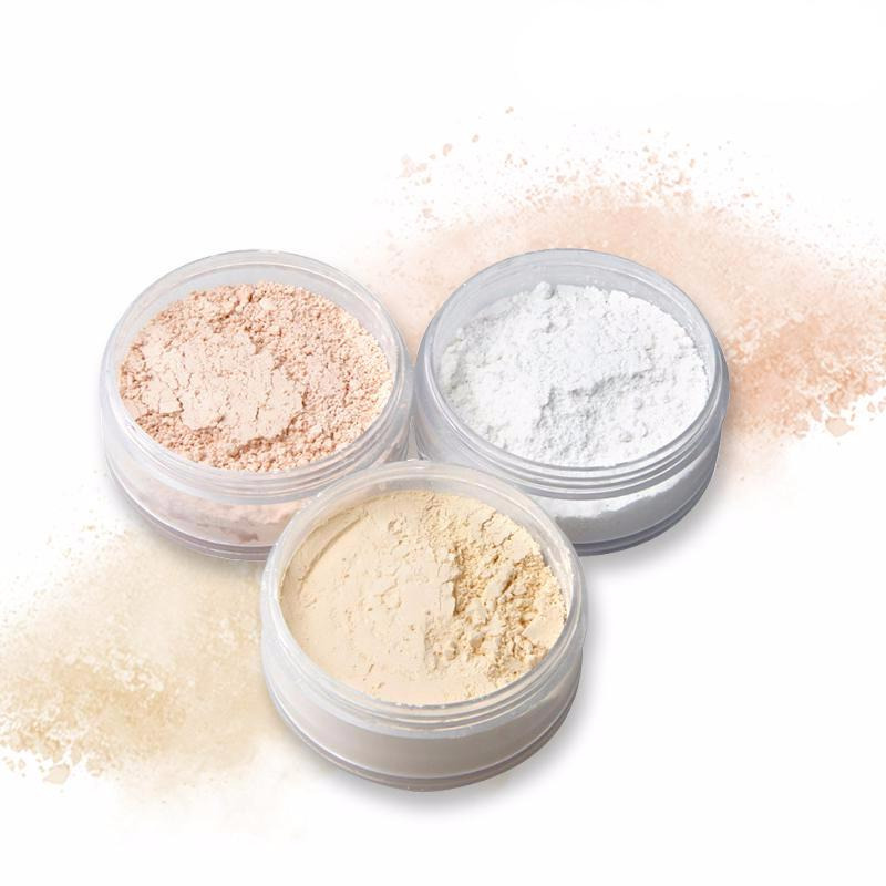 long lasting loose powder