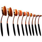 OVAL BRUSHES