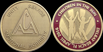 2016 ABC/AWC Medallion