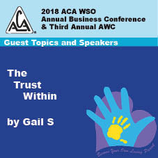 2018 AWC - Gail S - The Trust Within (CD not available; download only)