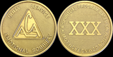 Yearly ACA Bronze Medallions