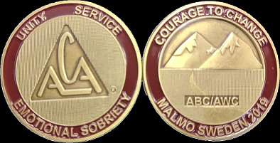 2019 ABC/AWC Medallion