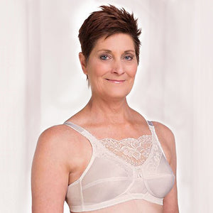 4019 Jessica Mastectomy Bra (Nude) by Trulife