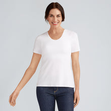 Valletta T-shirt With Pocketed Shelf by Amoena