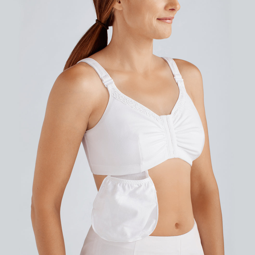 Hannah Mastectomy Bra with Hannah Kit by Amoena