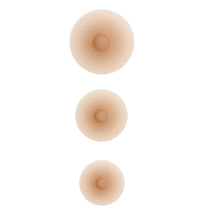 Adhesive Nipples (Ivory) by Amoena