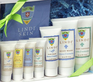 Lindi Skin FREE Sample from Fight Back Pack