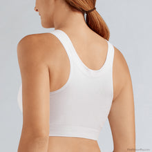 2161 Theraport Bra by Amoena White back