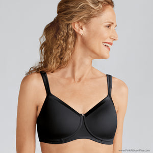 Lara Satin Mastectomy Bra by Amoena