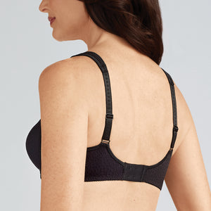 Mona Mastectomy Bra Style 2591 (Black) by Amoena