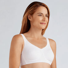 Mona Mastectomy Bra Style 2606 (White) by Amoena
