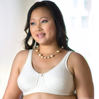 Rose Mastectomy (Beige) Bra by American Breast Care