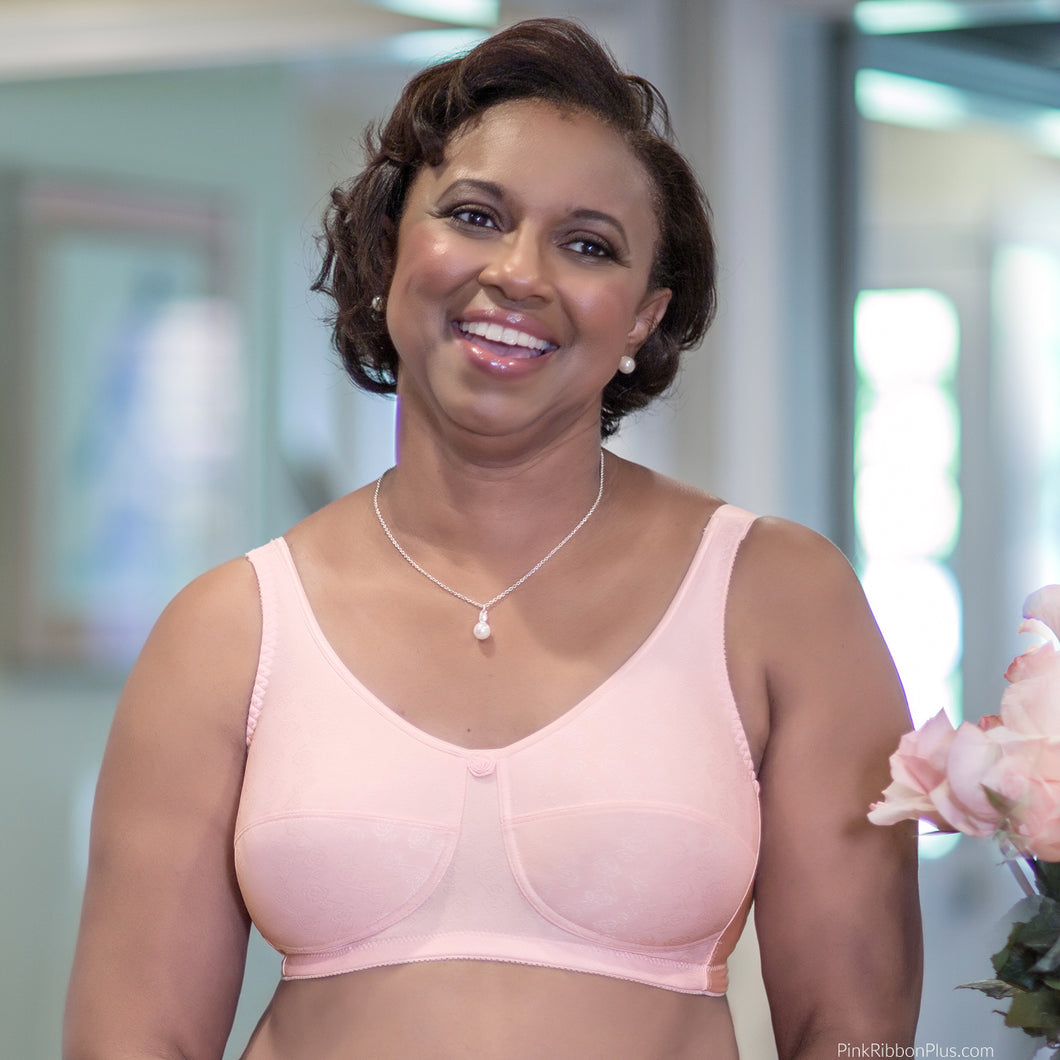 Rose Mastectomy Bra by American Breast Care