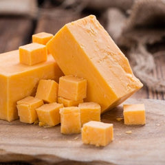 Buttery Cheddar and Chardonnay