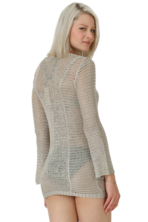 Crochet Coverup Tunic