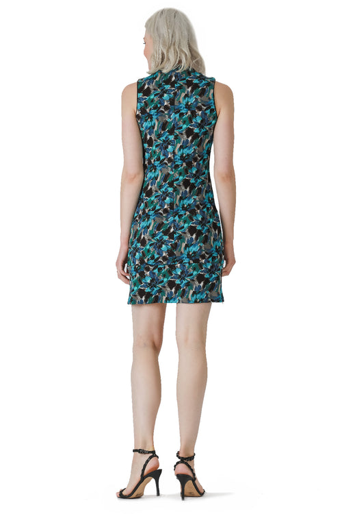 Kat Sleeveless Ponte Dress