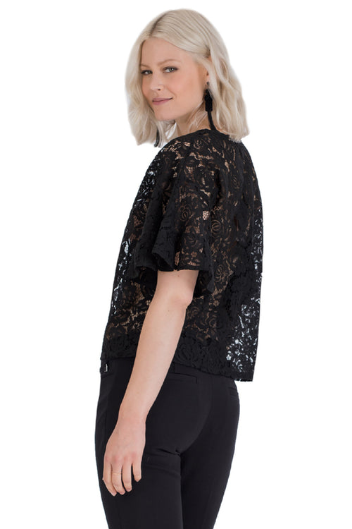 Sugared Lace Top