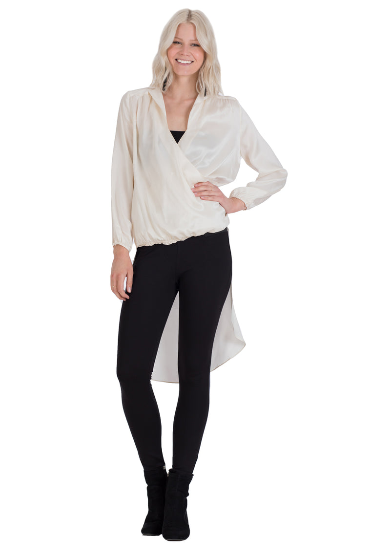 Leading Edge Wrap Shirt