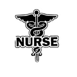 Nurse Car Sticker