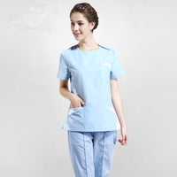 Slim Fit Nursing Scrub Set