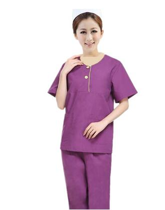 Nursing Scrub Set 2 Colors and 2 Styles