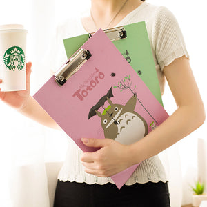 Cartoon Clipboards