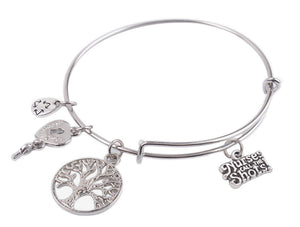 Expandable Wire Nurse Bangle