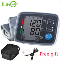 Arm Blood Pressure and Pulse Monitor