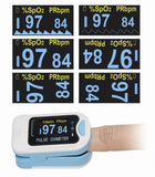 Pulse Oximeter Fingertip blood oxygen