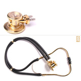 Golden High Quality Dual-Use Stethoscope