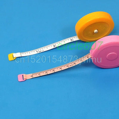 "Nice 1 pc  ""Mini 150cm 60 Inch Tape Measure Sewing"