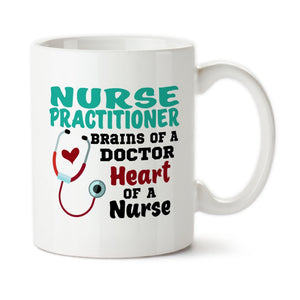 Nurse Practitioner Medical nurse Gift Mug