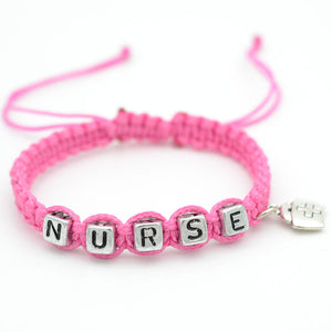 Nurse Handmade bracelets for women Original