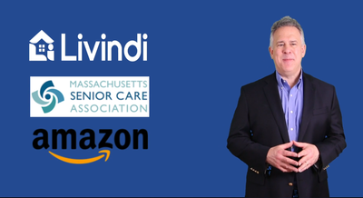 Mass. Senior Care Association and Livindi Rollout Virtual Visitation Solution for Long Term Care Residents