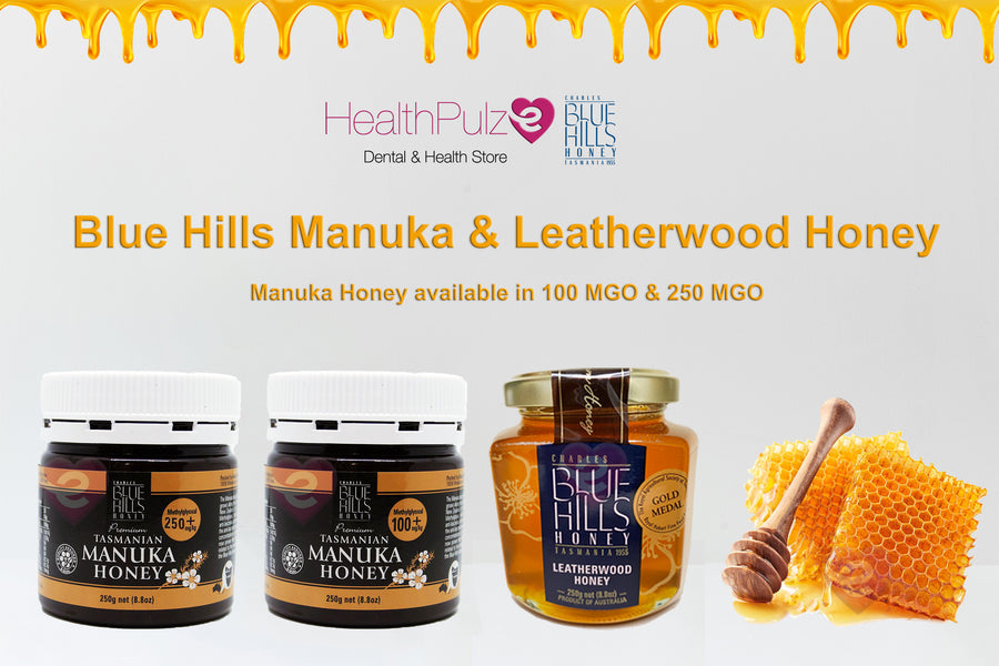 Launching New Products of Bluehills Honey