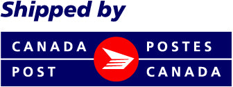 Shipped by Canada Post