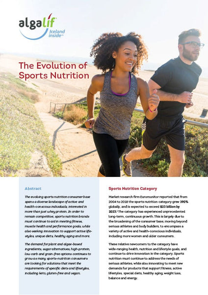 Download Sports Nutrition of Astaxanthin
