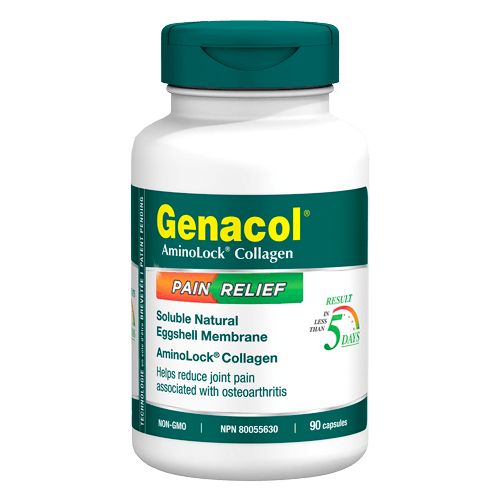 Genacol® Pain Relief - BioMin Canada