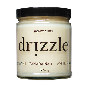 Drizzle White Raw Honey - BioMin Canada